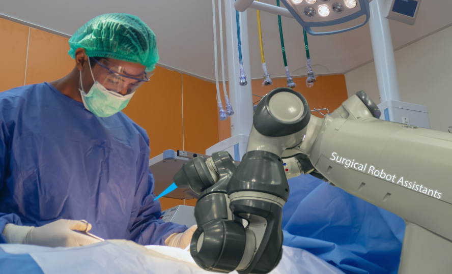 robotic surgery inner